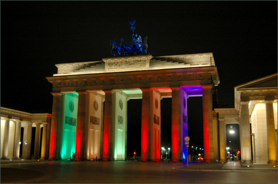 Berlin 18 - Brandenburger Tor